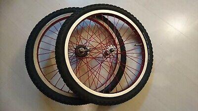 20x1.75 Wilkinson Alloy 20x1.75 Rear Wheel GSided Silver