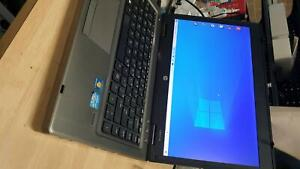 HP Windows 10 ProBook Laptop 6470b with Charger