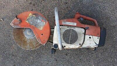 Stihl Ts 400 Concrete Cut Off Saw G467