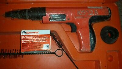Ramset 16942 Cobra 0.27 Caliber Semi-automatic Powder-actuated Tool