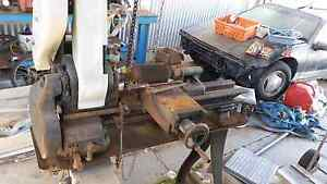 Hercus Metal Lathe Model A North Adelaide Adelaide City Preview