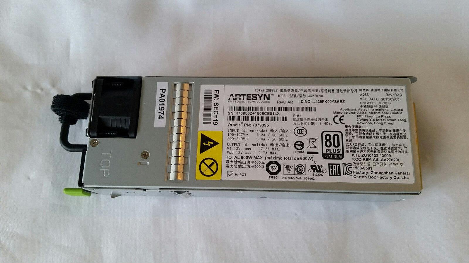Dell Optiplex GXa Desktop Genuine 200W 200 Watts Power Supply PS-5201-5D 55079