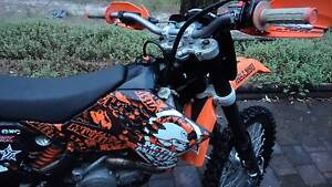 KTM 530 EXC-R 2008 Newcastle Newcastle Area Preview