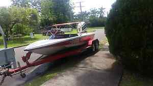 Summers comming .Labsport race or ski boat for sale Tewantin Noosa Area Preview