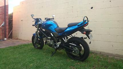 Suzuki SV650 2005 Low K's and Mint, Great Opportunity!