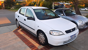 For sale - white holden Astra 2006 Scarborough Stirling Area Preview