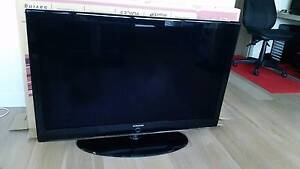 """SAMSUNG 46"""" inch LA46M81BDX LCD Full HD TV Television Southbank Melbourne City Preview"""