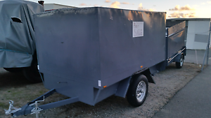 Van trailer for tradesman.Many uses. South Fremantle Fremantle Area Preview