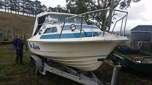 Boat - great for the family Nubeena Tasman Area Preview