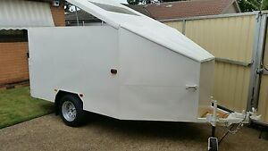 Go Cart/Motorbike/Lawn Mowing enclosed trailer Matraville Eastern Suburbs Preview