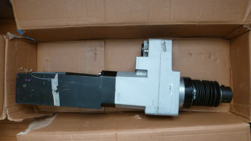 BOSCH REXROTH PS50 0-608-600-003, PRESS SPINDLE  w/MEASUREMENT CONVERTER