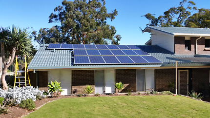 6.4KW Solar System or 100% Made in Germany
