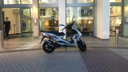 Scooter 50cc high quality
