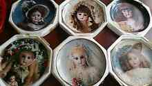 Collectable fine porcelain plates Cooloongup Rockingham Area Preview
