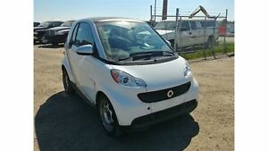2014 smart fortwo Pure 1.0L Be Smart Save On Fuel! Leather!!