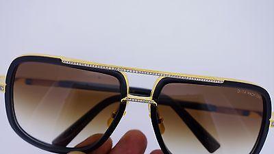 Dita Mach One Sonnenbrille mit Maßgefertigt 1.50 Karat Diamanten Edel Bestpreis
