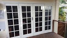 Timber French Doors With Highlights Caringbah Sutherland Area Preview