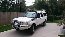 2003 Nissan Navara twin cab ute Moorooka Brisbane South West Preview