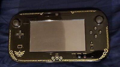Zelda Themed Wii U Console + Lot of 37 of the Best Games: Zelda, Mario,