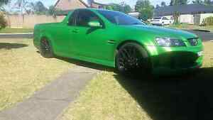 2008 Holden VE ute Eagle Vale Campbelltown Area Preview