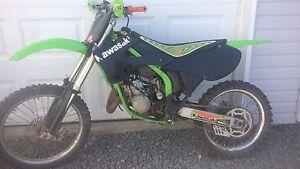 2002 Kawasaki kx125