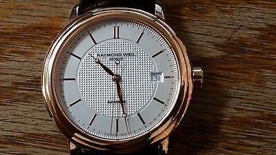 Raymond Weil Maestro Automatic Date Men's Automatic Watch 2837-PC5-65001