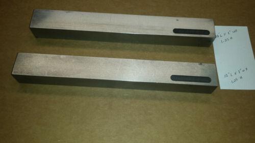 Toolmaker Manufactured Parallel Set