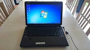 ASUS 15.6inch 320GB Hard drive 4GB RAM Radeon HD 4570 Graphics Albany Albany Area Preview
