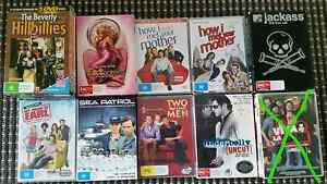 TV SHOWS DVDS Rhodes Canada Bay Area Preview