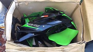 2009 zx6r parts Ferntree Gully Knox Area Preview