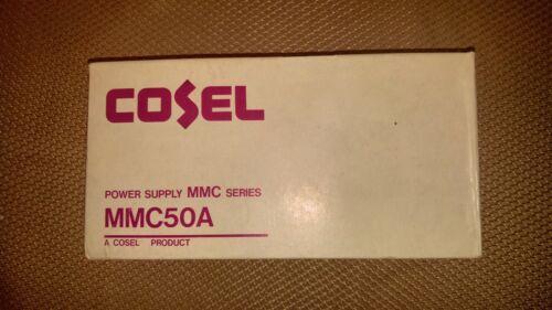 COSEL POWER SUPPLY MMC50A-1