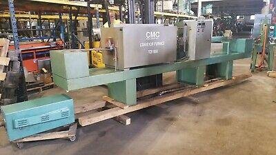 Cmc Electric Heat Treating Conveyor Belt Furnace Tcf -1000 With Dissociator