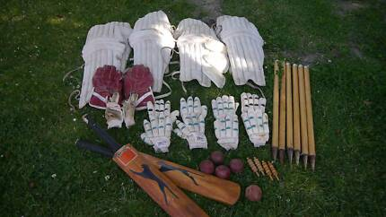 Cricket Gear Complete Set - Buyer Pick Up Only Please
