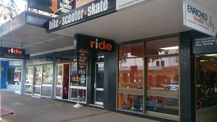 Successful Bike Scooter and Skate Shop on Mid North Coast of NSW Kempsey Kempsey Area Preview