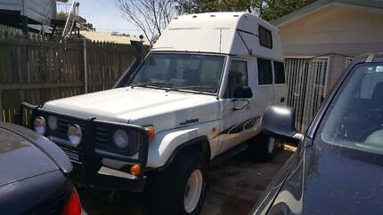 1994 hitop troop carrier in ex cond. landcruiser troopy