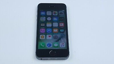 Apple iPhone 5s 16GB Space Gray (AT&T) A1533 Smartphone Clean IMEI J2458