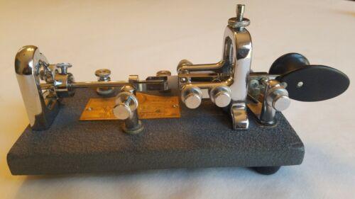 Vibroplex Original Standard Bug Telegraph Key