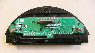 No Sound & No Charging DIY Repair For Black Bose SoundDock 1 Type A: Dock Board