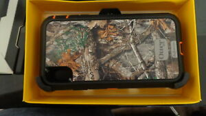 Otter Box Realtree phone case-Iphone Xs Max-NEW