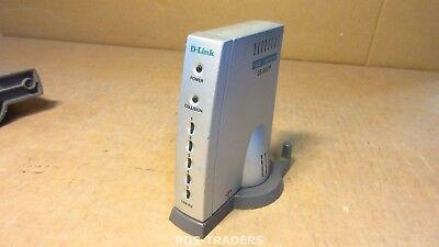 D-LINK DE-805TP 10Mbps Ethernet Mini Hub 5-Port IEEE 802.3 - EXCL PSU