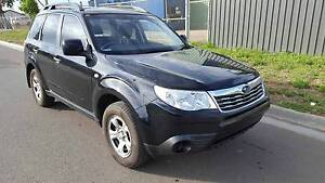 2008 SUBARU FORESTER X S3 88KMS WAGON AUTO 2.5L GOING CHEAP HAIL Adelaide CBD Adelaide City Preview