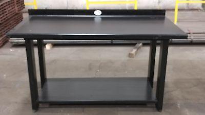 29x60 Welding Work Bench 8g Formed Top