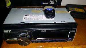 JVC PANDORA DIGITAL RADIO,BLUETOOTH USB WITH REMOTE $100 Croydon Park Port Adelaide Area Preview