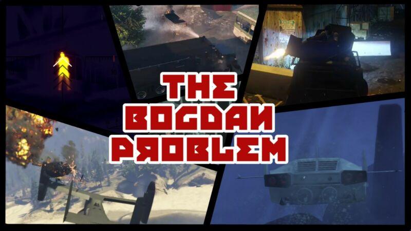 Grand Theft Auto V Online PS4 MONEY Mission 💸 Let us SOLVE your Bogdan Problem!