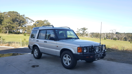 Landrover discovery II 2002