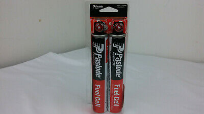 Paslode 816000 1.32 Oz Tall Red Cordless Framing Nailer Fuel Cell 2 Pack - New
