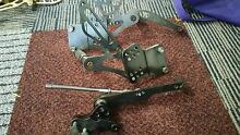 Suzuki GSXR aftermarket rearsets to fit 600 750 k6 k7******2007 Ryde Ryde Area Preview