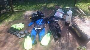 Scuba Diving Gear / Dive Gear - Assorted Bull Creek Melville Area Preview