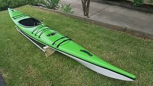 BRAND NEW fibreglass touring kayaks Newcastle Newcastle Area Preview