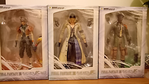 FINAL FANTASY XIII PLAY ARTS KAI FIGURES FOR SALE Moonee Ponds Moonee Valley Preview